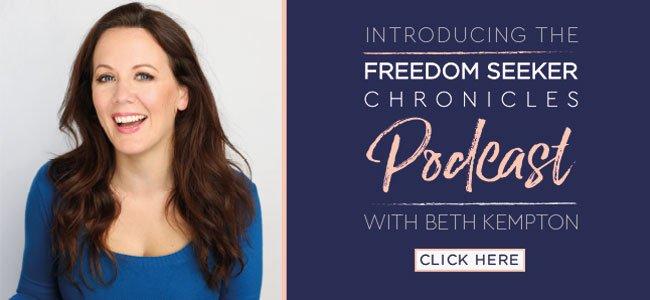 Beth Kempton Podcast